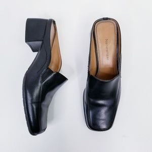 Naturalizer Leather Mules VGC